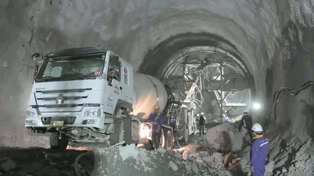 五新湿喷机械手对隧道工程有哪些好处?