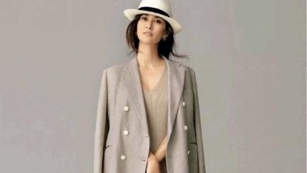 夏季无袖连衣裙怎么搭配外套