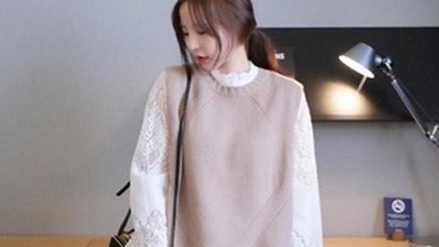 韩版学院风连衣裙应该如何搭配?