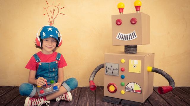 早教机器人市场前景好吗?