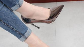 什么样的脚掌不适合穿高跟鞋
