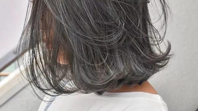 适合什么颜色的头发 女生最爱的六款冷色系颜色染发