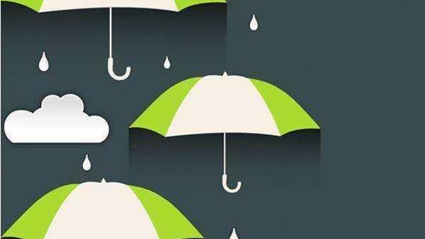 下雨心烦的句子怎么说