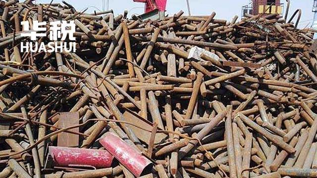 国家税务局对废旧物资回收经营企业的现行政策