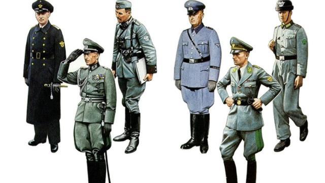 品牌男装军装 法国二战做军装起家品牌男装