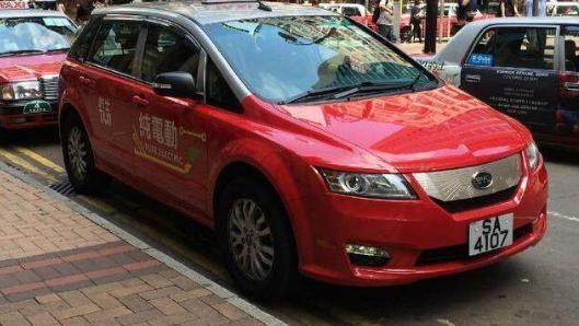 香港 出租车有几种 分别怎么计费