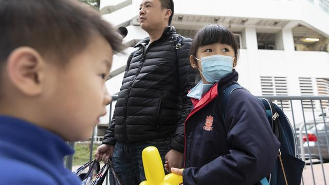 香港爆发流感引发多少人死亡?