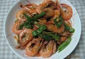 青椒小虾的做法5分极速11选5图,青椒小虾怎么做好吃