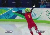 温哥华冬奥会短道速滑女子500米决赛