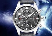 飞行计时手表的两大王者,看万国VS百年灵哪款更优秀?