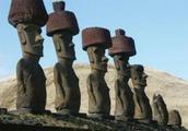 最新考古发现!复活岛巨人头像下面的身体更大
