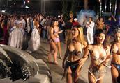现场直播:夜色下的诱惑 泰国芭提雅红灯区