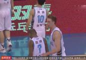 翻盘!北京首钢男篮25分大胜上海进季后赛8强 1/4决赛将战辽宁男篮