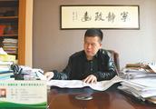 """鲁家村村支书朱仁斌——""""有多大能耐,我都使出来"""""""
