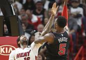 [12](外代二线)篮球——NBA常规赛:热火胜公牛