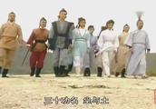 终于找到了 当年最爱的83射雕插曲《满江红》全是回忆