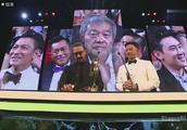 阿米尔汗颁发第37届金像奖最佳男主角,古天乐战胜刘德华夺得影帝