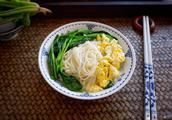 鸡蛋菠菜面怎么做好吃