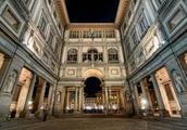揭秘乌菲齐美术馆 失去头颅的艺术家?