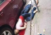 不忍直视!今天邹区工业园一女子被捅当场身亡,杀人男子割喉自尽!