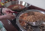 香菇虾仁菜脯怎么做