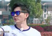 王祖蓝莫名自信,要跑赢大长腿惠若琪,遭邓超陈赫神调侃