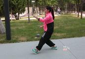 第二集太极拳二十四式分解视频,分体教学,弘扬传统武术文化