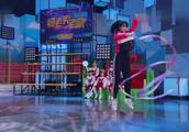 是仙女本人了吧,程潇小姐姐跳舞,七子在后面目不转睛