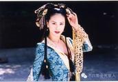风云里第一美女田丽,49岁容貌不变,因反对林志玲遭黑