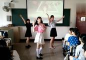 美女班长跳《创造101》主题曲舞蹈,你会pick她吗?
