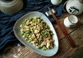 炒豇豆的做法5分极速11选5图,清炒豇豆怎么做好吃