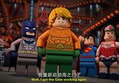 女绿光战警逃跑,神奇女侠举起了超人,正义联盟回来了!