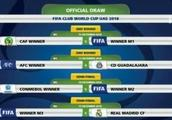2018世俱杯赛程表完整版分享