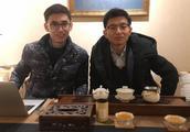 这两人更新茶馆经营方式,开无人茶馆复购率达60%