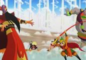 《美猴王》:巨灵神投怀玉帝,悟空竟对天上神仙大不敬?