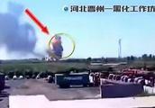 河北晋州一黑化工厂爆炸致6人死亡 负责人已被控制