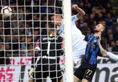 意甲 第29轮 国际米兰0:1拉齐奥 送给对手一场胜利