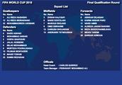 伊朗战国足名单:伊朗梅西领衔 绝对主力因伤落选