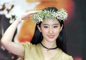 美媒评出中国最美女星,杨超越艳压迪丽热巴夺冠,杨幂无缘前十