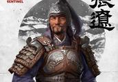 《三国:全面战争》张辽人设图 将战役引向胜利的关键领导者
