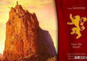 《冰与火之歌》七大王国变迁:狮子的发家史,冰火世界最耀眼家族