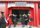 北京大学本科生爱出国,每3个本科生,就有1人出国