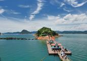 """国内旅游:杭州""""千岛湖""""——容纳千屿的湖光美景"""