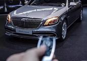 实拍 |2019款奔驰-迈巴赫S560 4MATIC,立标还是不够霸气?