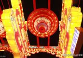 正月十二,南京夫子庙灯火璀璨迎元宵