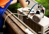 美的变频空调四个故障要点维修方法
