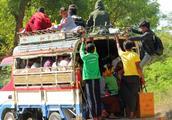 中国姑娘在缅甸旅游,被人要求不合理给钱,如果是你会怎么处理?