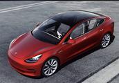 特斯拉Model 3在华预售价58.8,超保时捷Macan、宝马X3