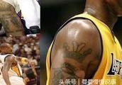 NBA球星纹身司空见惯,为何闪电侠都没纹身?韦德说出原因令人深思