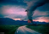 龙卷风新成因发现!天气预报的预测方式完全反了